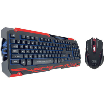 Dragon War GKM-001 Sencaic Keyboard+Mouse