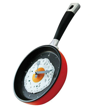 Frying Pan Clock