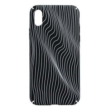 Black and White Illusion Case (iPhone X)