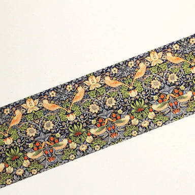 mt x William Morris Washi Tape - Strawberry Thief MTWILL05