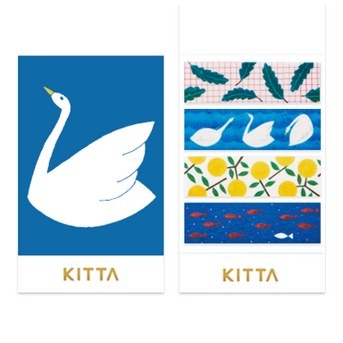 KITTA Stickers - Landscape 058