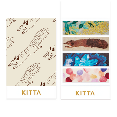 KITTA Stickers - Embroidery 059