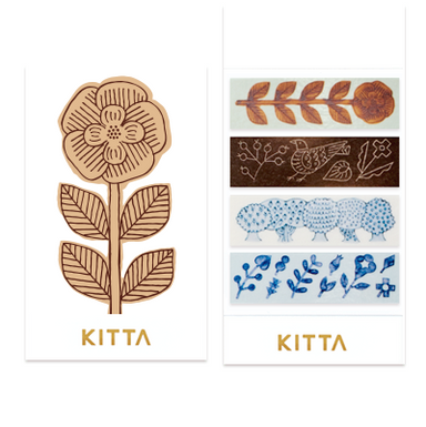 KITTA Stickers - Pottery 060