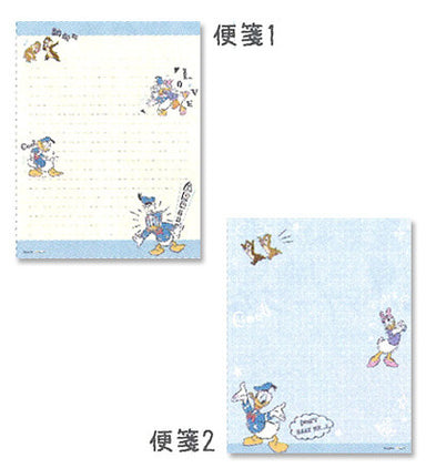 Donald Duck Letter Set