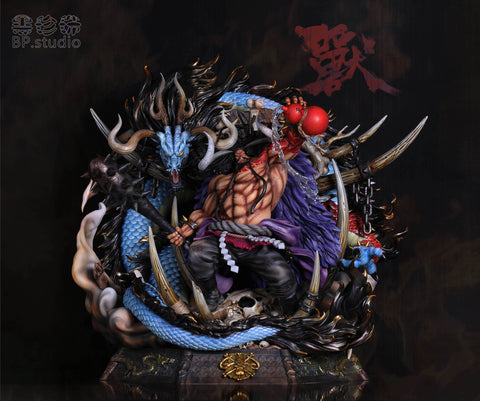 [PO] One Piece - BP Studio - OP10 Yonko Kaido of the Beasts Resin Statue
