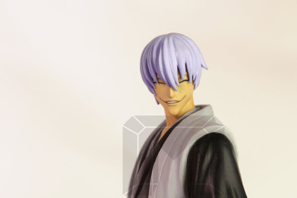 [Back Order] Bleach - Model Palace - 3rd Division Captain Gin Ichimaru Resin Statue