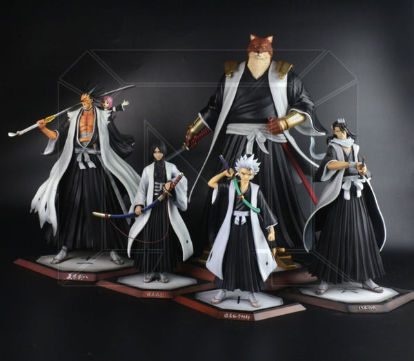 Bleach Model Palace DTALL-008 7th Division Sajin Komamura Resin Statue