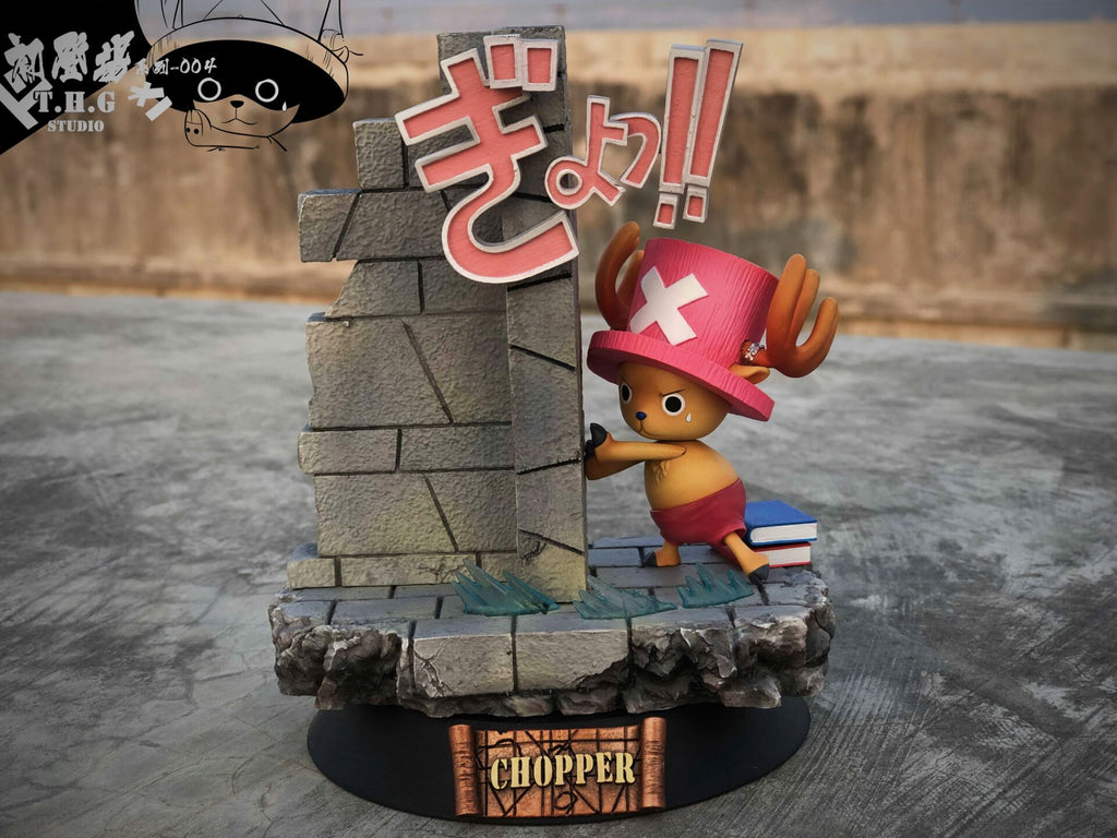 [PO] One Piece - THG Studio - First Appearance SD Series 004 Tony Tony Chopper Resin Statue
