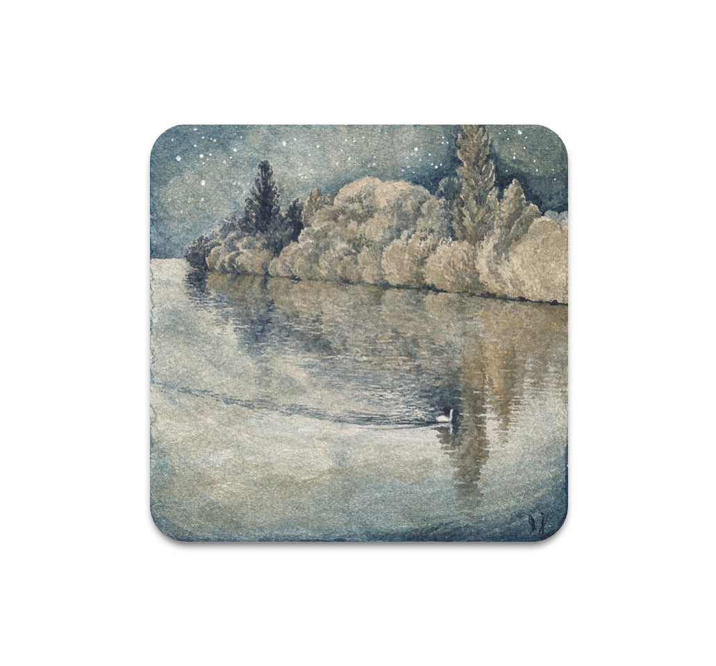 Lily Seika Jones - Silence Reigns Coaster