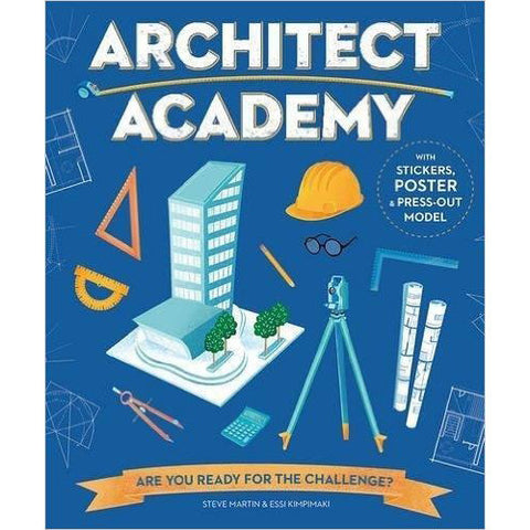 Architect Academy front cover