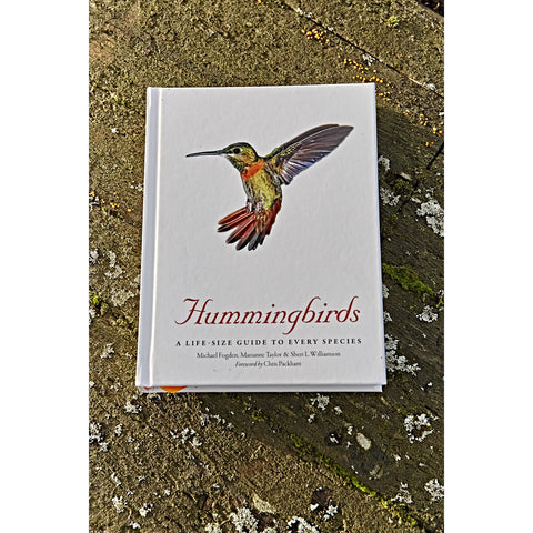 Hummingbirds - A life size guide to every species