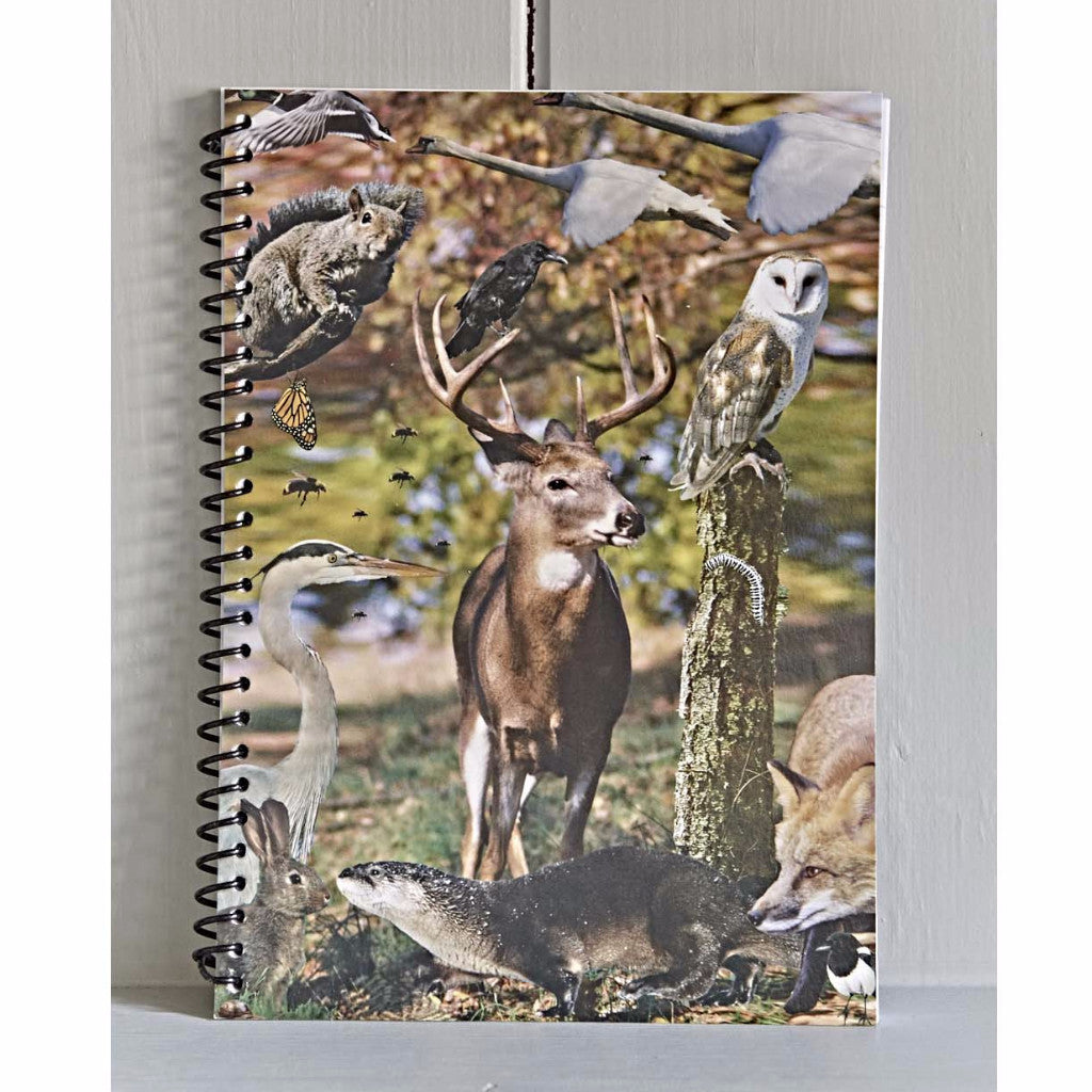 Wildlife Note Book