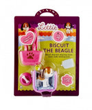 Biscuit Beagle and all accessories, in packaging