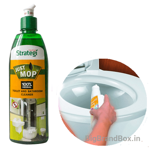 Herbal Toilet and Bathroom Cleaner 500ML By Herbal Strategi