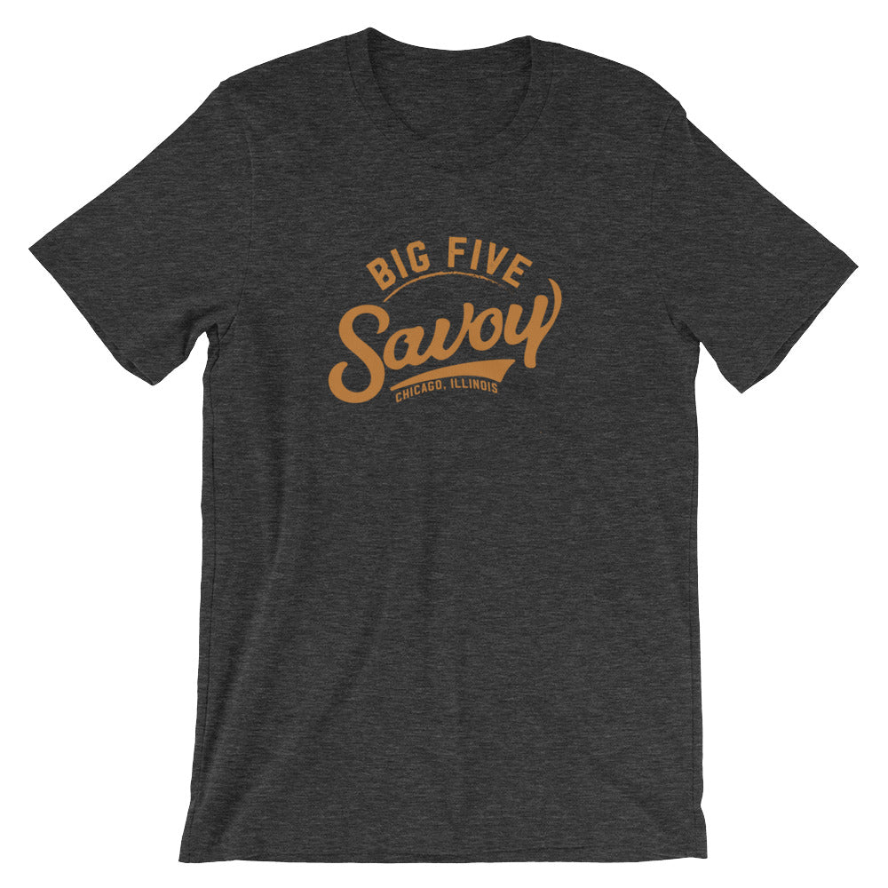 Big Five Savoy Unisex T-Shirt