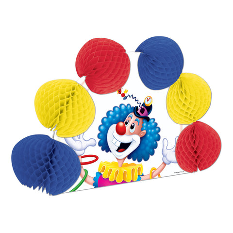 Juggling Clown Pop-Over Centerpiece, Size 10""