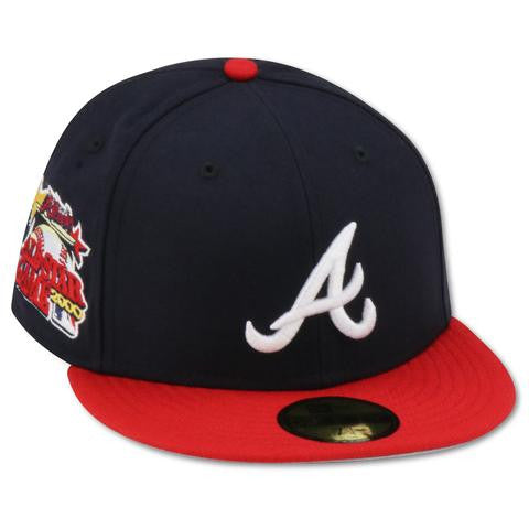 ATLANTA BRAVES 2000  ALL-STAR GAME NEW ERA 59FIFTY FITTED