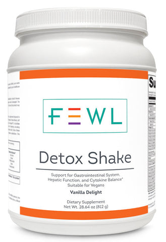 detox shake for faster, easier weight loss and preventing plateaus