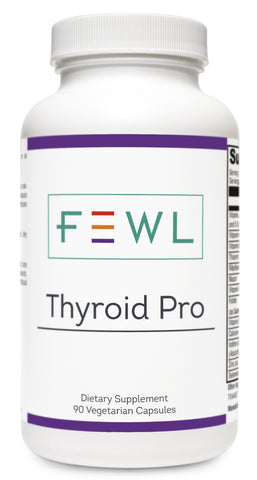 nourishes the thyroid for better metabolism, mood and hormone balance
