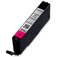 Compatible Canon CLI-271XL High Yield Magenta Ink Cartridge (Canon 0338C001)