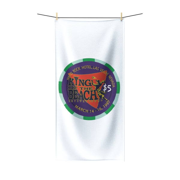 King Of The Beach™ Invitation Limited Edition Towel