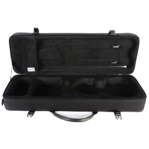 Bam Classic Oblong Violin Case Black