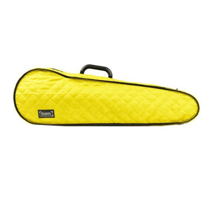 bam violin case hoodie yellow