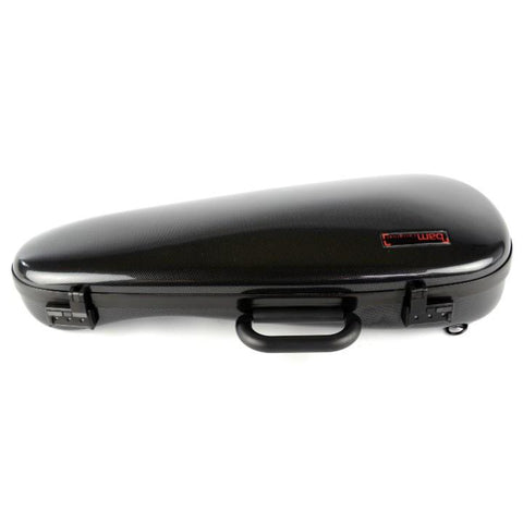 Bam Hightech Cabin Violin Case Carbon Black