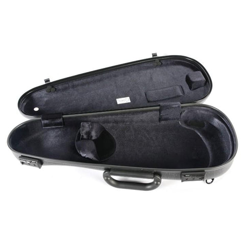 Image of Bam Black Cabin Violin Case