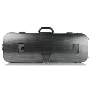 Bam Hightech Compact Viola Case Black Lazure