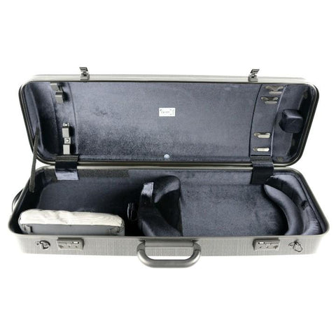 Image of black viola case
