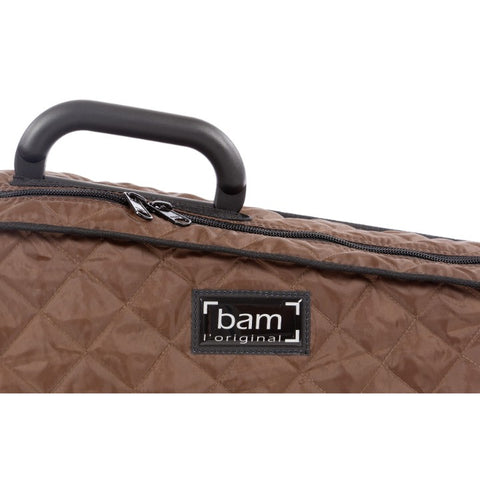 Bam Hightech Contoured Brown Viola Case Hoody