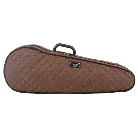 Bam Hightech Contoured Brown Viola Case Hoody Front