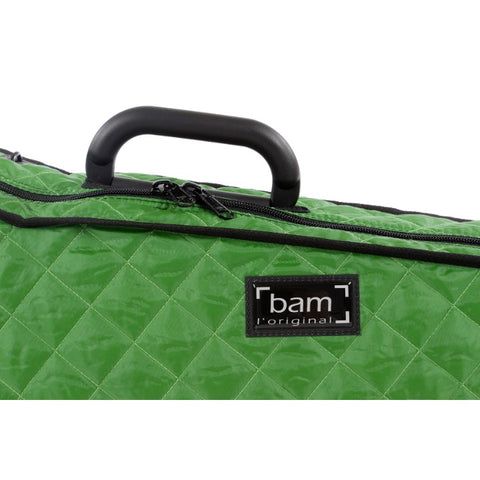 Bam Green Hightech Contoured Viola Case Hoody