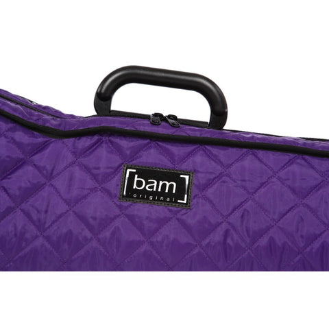 Bam Hightech Purple Contoured Viola Case Hoody
