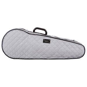 Bam Hightech Contoured Grey Viola Case Hoody Front