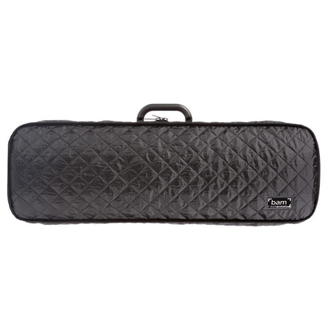Bam Hightech Black Oblong Viola Case Hoody Front