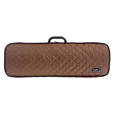 Bam Hightech Oblong Brown Viola Case Hoody Front
