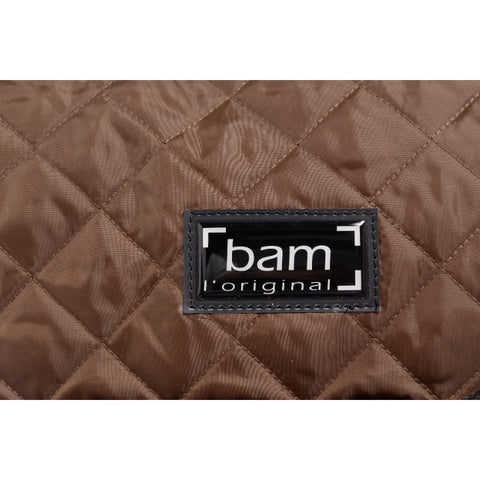Bam Hightech Oblong Brown Viola Case Hoody