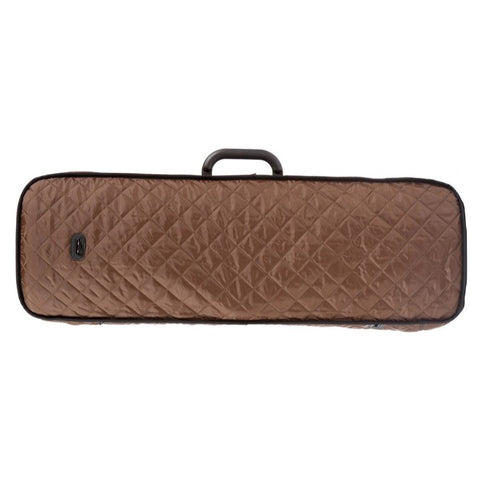 Bam Hightech Oblong Brown Viola Case Hoody Back
