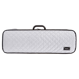 Bam Hightech Oblong Viola Case Grey Hoody Front