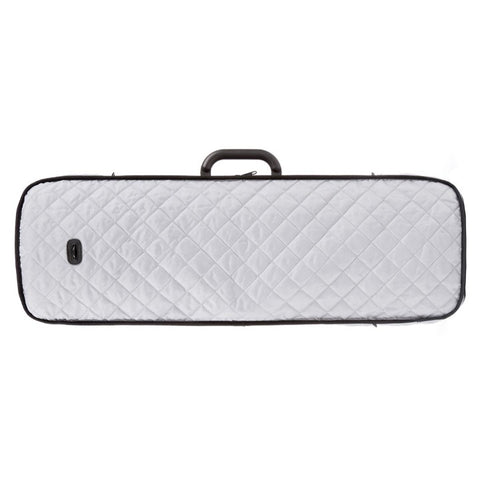 Bam Hightech Oblong Viola Case Grey Hoody Back