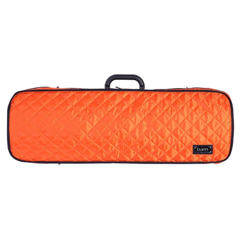 Orange Bam Hightech Oblong Viola Case Hoody Front