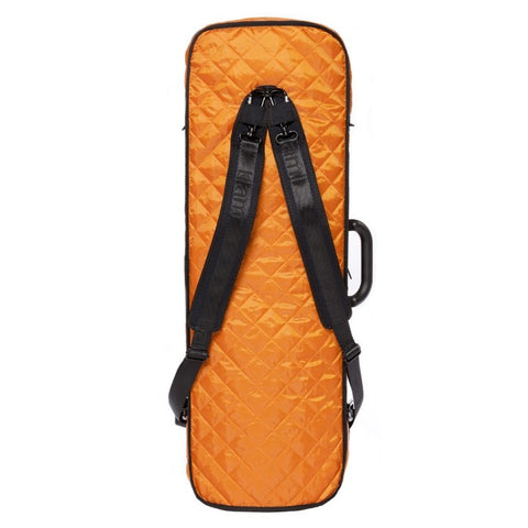 Orange Bam Hightech Oblong Viola Case Hoody Back