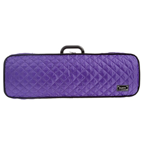 Bam Hightech Oblong Purple Viola Case Hoody Front