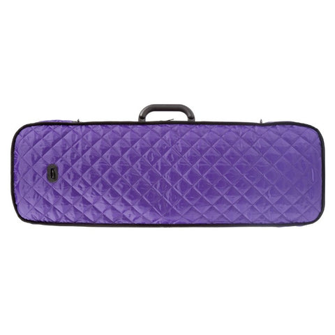 Bam Hightech Oblong Purple Viola Case Hoody Back