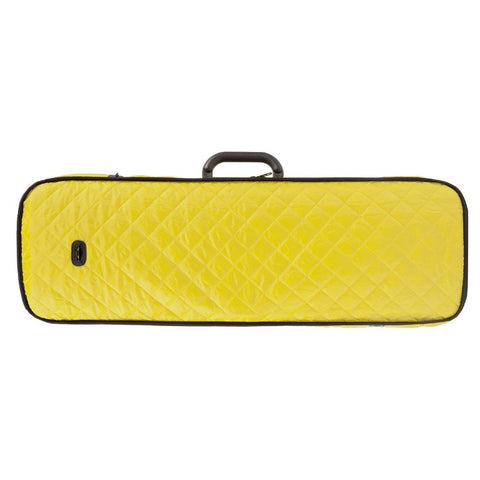 Yellow Bam Hightech Oblong Viola Case Hoody Back