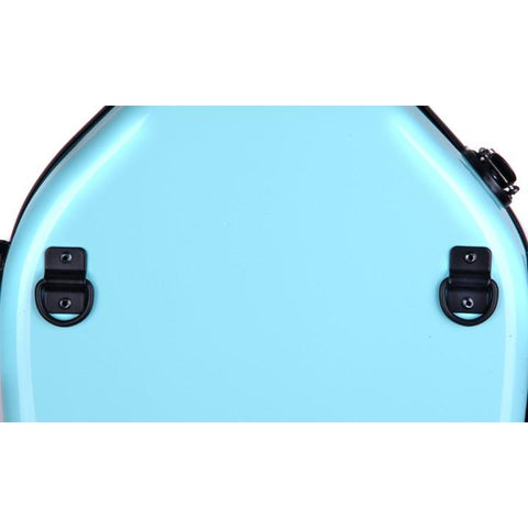 Image of turquoise viola case