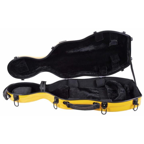 Image of yellow viola case