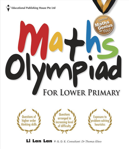 Sample - Maths Olympiad for Lower Primary - singapore-books